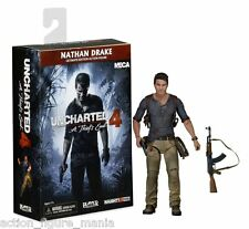 NECA UNCHARTED 4 ULTIMATE NATHAN DRAKE ULTIMATE ACTION FIGURE