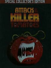 Attack of the Killer Tomatoes (DVD Special Collector's Edition) LOTS of extras