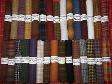 """One of Everything!"" Sampler Stash 30 wools 6X12! For Applique Penny Rug Hooking"