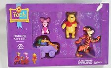 Winnie the Pooh 100 Acre Collection Figurine Gift Set Cake Topper Pretend Toys