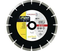 Protect Dronco Perfect EN 13236 230-22,23 mm 6600 rpm Trennscheibe