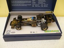 LOTUS 72 (LEGENDS) C3703A LTD EDITION OF 3000 SCALEXTRIC MINT/BOXED