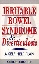 Irritable Bowel Syndrome and Diverticulosis: A Self-help Plan by Shirley...