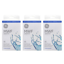 OEM GE General Electric MWF GWF Replacement Refrigerator Water Filter Compatible