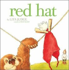 Red Hat, Judge, Lita, Atheneum Books for Young Readers (2013-03-05)  Good Hardco