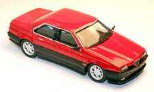 ALFA ROMEO 164 RED / ROSSA   KLAXON  BUILT 1/43