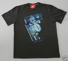 NIKE Just Do It Angle T-Shirt sz 2XL XX-Large Galaxy Edition Grey Foamposite NEW
