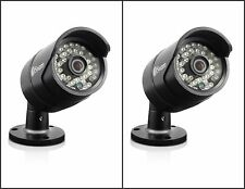 NEW 2-PACK Swann SRPRO-A850WB2-US, PRO-A850 - AHD 720P Security Camera