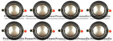 8pcs/lot Replacement Diaphragm for P Audio SD 750N - 8Ohm