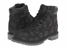Timberland Kids 6 in Premium Waterproof Fabric Boots Size 3.5 Youth, Eur 35.5
