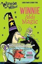Winnie the Witch Story Book - WINNIE ADDS MAGIC - NEW