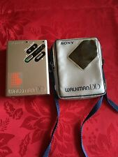 VINTAGE SONY WALKMAN PERSONAL CASSETTE PLAYER WM-DD