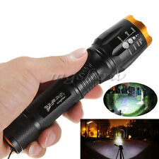 UltraFire Waterproof 3000Lm Zoomable CREE XML T6 LED Torch Lamp Focus Flashlight