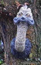 Vogel Figur 4 Teile Roadrunner lustige Garten Deko Geschenk für Haus + Garten