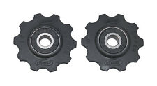BBB RollerBoys Jockey Wheels Gear Pulleys 10T Black - BDP-01