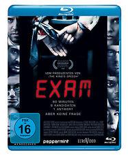 Blu-ray *  EXAM # NEU OVP %
