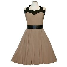 Rockabilly 50er   Kleid Petticoat Pin Up Party SM 57