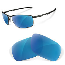 Polarized Replacement Lenses for Oakley conductor 8 blue mirror color