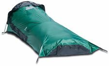 Aqua Quest Hooped Bivy Tent - One Person Single Pole Waterproof Shelter - Green