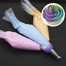 3colori accoppiatore crema pasticcera ugello Converter torta che decora attrezzi