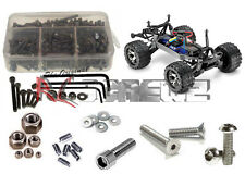 RC Screwz Stainless Steel Screw Kit Traxxas Stampede VXL 4X4 TRA043