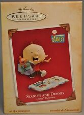 Hallmark - Stanley and Dennis - Disney Playhouse - Keepsake Ornament