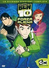 Ben 10 - Forza Aliena - Stagione 2 Completa (2007) 3-DVD