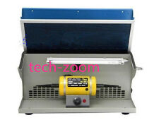 Polishing Buffing Machine Dust Collector TableTop w/ Light Jewelry Polisher 220V