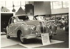 BMW 501. Original vintage photo, 1950's. G419