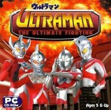 UltraMan The Ultimate Fighting   PC Game   Win XP Vista 7 8  Brand New Sealed