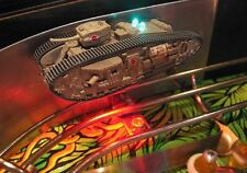 Indiana Jones Pinball Machine TANK  mod