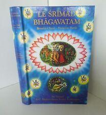 Le Srimad Bhagavatam.Bhaktivedanta