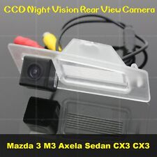 Car Rear View Camera for Mazda 3 M3 Axela Sedan CX3 CX3 Reversing Parking Camera