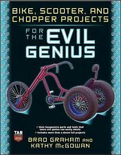 Brad Graham - Bike Scooter And Chopper Proje (2008) - New - Trade Paper (Pa