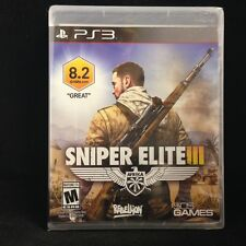 Sniper Elite III (3) Afrika (PlayStation 3) BRAND NEW