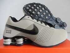 NIKE SHOX DELIVER (GS) KHAKI-BLACK SZ 5Y-WOMENS SZ 6.5 [318130-200]