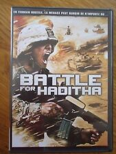 DVD * BATTLE FOR HADITHA * NICK BROOMFIELD GUERRE