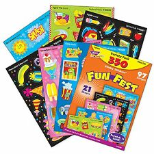 Trend Fun Fest Smelly Scratch n Sniff Reward Stickers - 350 Scented Stickers