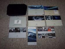 2008 Mercedes Benz CLK 350 550 63AMG Owner Manual 5.5L 6.2L V8 Convertible Coupe