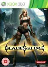 Xbox-Blades of Time /X360  GAME NUOVO