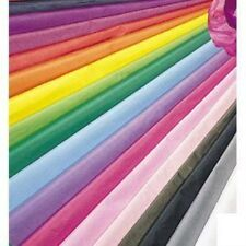 100 Sheets Of Mixed Colour Acid Free Tissue Paper Cheap