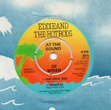 EDDIE AND THE HOTRODS at the speed of sound 1977 UK ISLAND IEP 5