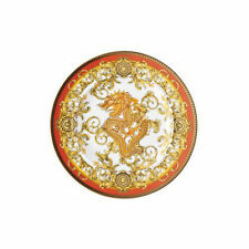 "VERSACE   BY ROSENTHAL,GERMANY  ""ASIAN DREAM ""  BREAD & BUTTER PLATE, 7 INCH."