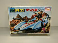 Speed Racer Remote Control Car Japan Imai Motorized Controlled Model Kit Vintage