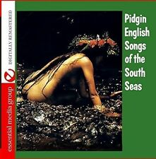 Pidgin English Songs Of The South Seas - Fred Maedola (2015, CD NEUF)