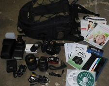 Canon EOS Rebel T3i Digital Camera Kit - Flash, 18-55mm75-300mm Lenses, + More*
