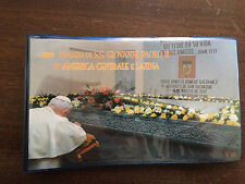 Collection  for John Paul II 1996 Travels to Central, Latin America & Tunisia