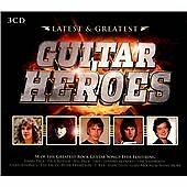 Various Artists - Latest & Greatest Guitar Heroes (2013)  3CD  NEW  SPEEDYPOST
