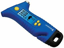 Michelin Programmable Digital Tire Gauge Tyre Pressure Car Emergency Rescue Tool