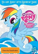 My Little Pony: Friendship is Magic - Up and Away with Rainbow Dash NEW R4 DVD